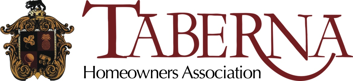 Taberna Homeowners Association